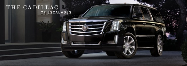 Midway Car Rental Cadillac Escalade 2015