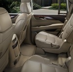 Midway Car Rental 2015 Cadillac Escalade Interior Heated Seats