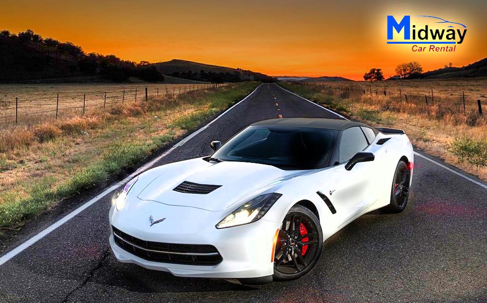Rent A 2014 Chevrolet Corvette Stingray Midway Car Rental