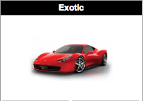 Exotic Cars Category