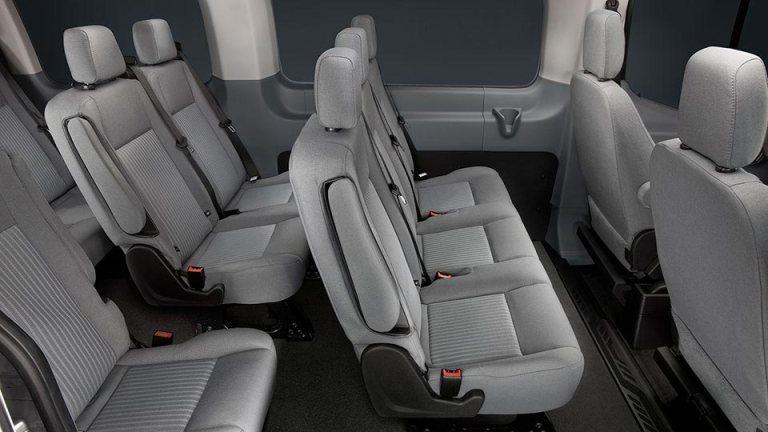 2015 Ford Transit Wagon XLT Seating