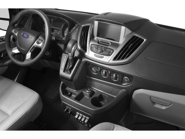 2015 Ford Transit Wagon XLT Dashboard