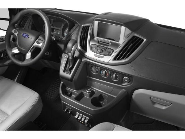 2015 Ford Transit Wagon XLT Dashboard