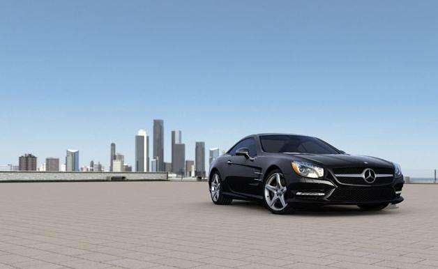 Mercedes SL400 2015